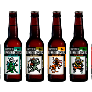 Cartons de bières livrés à domicile